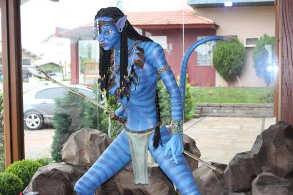 avatar no museu de cera de gramado dreamland