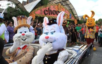 Chocofest, páscoa em Gramado