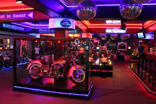 atrações do harley motor show em gramado museu