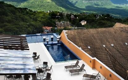 Hotel Gramado Master Palace, espetacular vista para o Vale do Quilombo
