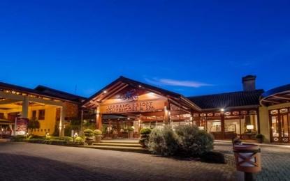 Serrano Resort, um dos melhores hotéis do país