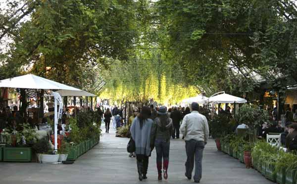 festival de música de gramado acontece na rua coberta