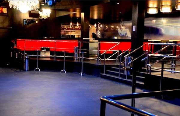 dance floor do fancy club