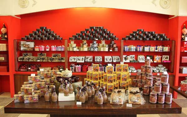 Gramado-Chocolate-Reino-Loja interior