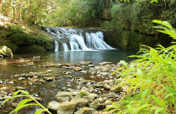 cachoeira do poço - refúgio no quilombo