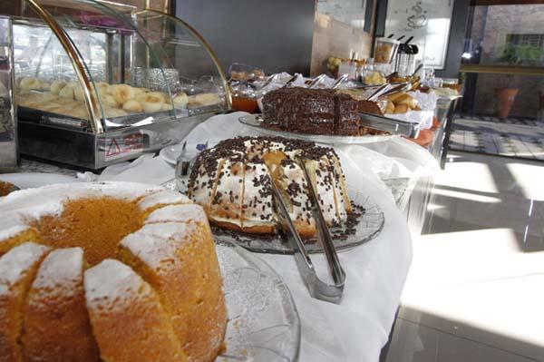 Hotel Klein Ville Gramado Café Colonial