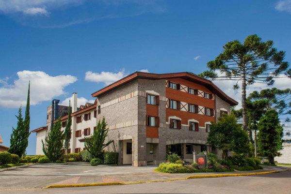 Hotel Alpenhaus em gramado
