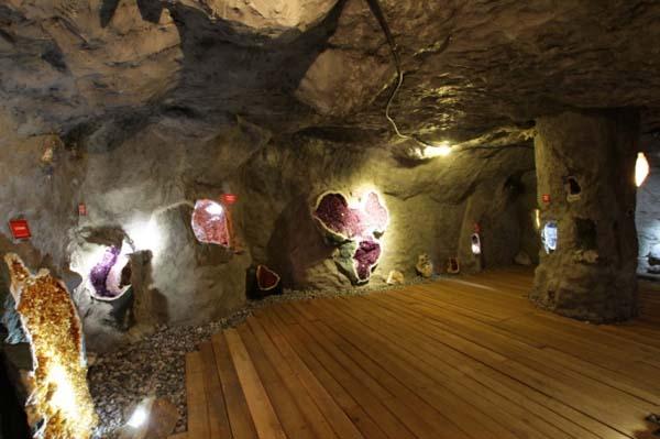 A Mina de Gramado Interior