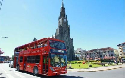 Bustour mostra atrações em Gramado e Canela
